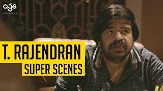 Kavan - TR Super Scenes | Vijay Sethupathi, T Rajhendherr, Madonna Sebastian | K V Anand