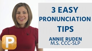 3 Easy Tips To Quickly Improve Your American English Pronunciation