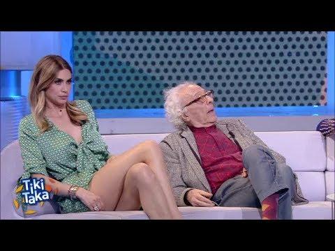 Xxx Mp4 Melissa Satta E Tessa Gelisio Tiki Taka 23 4 2018 3gp Sex