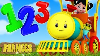 The Numbers Song   Learn Numbers   Counting Song   Preschool Rhymes by Farmees