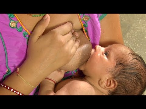 Increasing Your Milk Supply Swahili – Breastfeeding Series