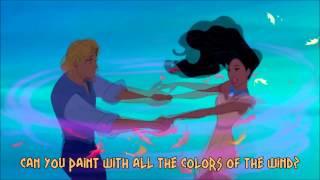 Pocahontas - Colors of the Wind - Lyrics
