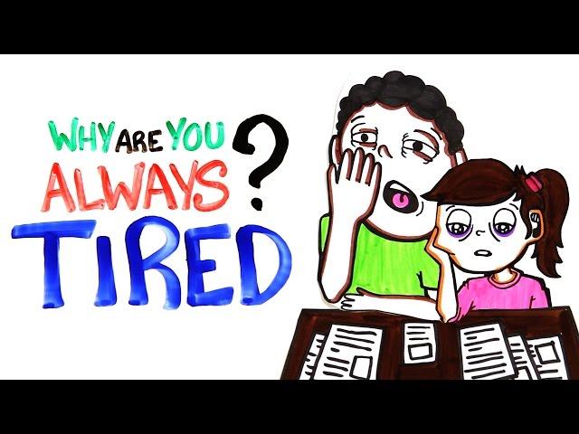 Wieso bist du immer müde?