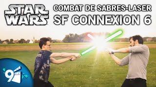 Combat de Sabres-Laser - SF Connexion 6 (2015)
