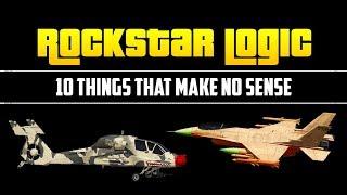 ROCKSTAR LOGIC #51 (The Hunter & Lazer)
