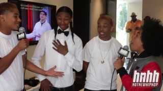 Mindless Behavior Spill Each Others Secrets!