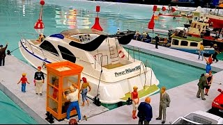 RC BOAT SHOW Water World Model Hobby 2016