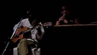 Janis Joplin Medley (PINK ) cover Tien and Elen at OOdies Bar kohChang Thailand