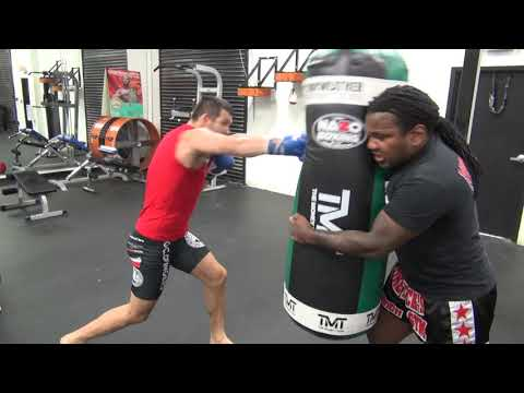 Xxx Mp4 Rising MMA Star Makhmud Muradov On The Heavy Bag With Trainer Dewey Cooper 3gp Sex