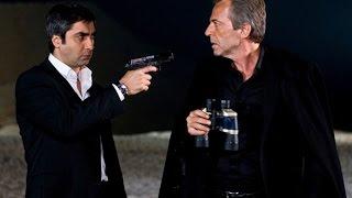 مراد علمدار يحاول قتل اسكندر مشهد اكشن من وادي الذئاب الجزء 4 الحلقة 7