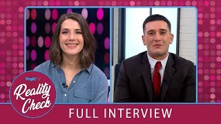 The Circle: Joey Sasso Hopes People Learn That Social Media Isn't 'That Big Of A Deal' | PeopleTV