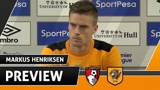 Bournemouth v The Tigers | Preview With Markus Henriksen