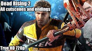 Dead Rising 2: ALL cutscenes [true HD 720p] INCLUDES CASE ZERO & CASE WEST