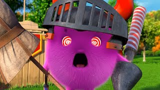Sunny Bunnies | Mad Big Boo | SUNNY BUNNIES COMPILATION | Cartoons for Children