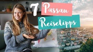 Die 7 schönsten Sehenswürdigkeiten in Passau | REISEN IN DEUTSCHLAND | Lilies Diary