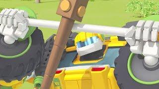 TOBOT English   418 Shocks and Showdowns   Season 4 Full Episode   Kids Cartoon   Videos For Kids