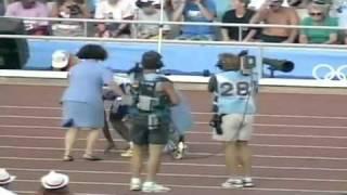 finishing | Derek Redmond 1992 Olymipics displaying conviction