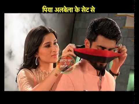 Piya Albela: Pooja & Naren's BLINDFOLD Game!