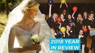 118 Things That Happened in 2018 | Karlie Kloss