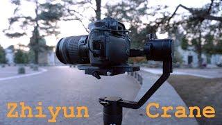 IL SOGNO DI OGNI VIDEOMAKER: recensione ZHIYUN CRANE 2