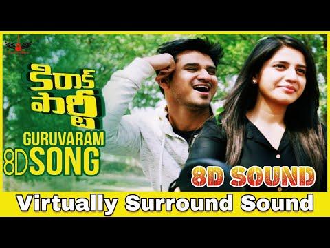 Xxx Mp4 Guruvaram 8D Audio Song Kirrak Party Nikhil Siddharth Samyuktha Telugu 8D Songs 3gp Sex