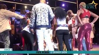 Abidjan 2016   Papa Wemba le derniers minutes de sa vie