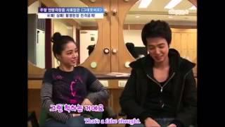 [ENGSUB]Entrevista Jung Kyung Ho 정경호 e Lee Min Jung 이민정