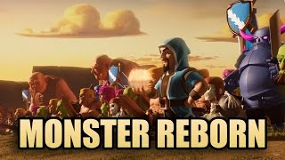 Monster Reborn | They Are Too Good Attackers | Clash Of Clans