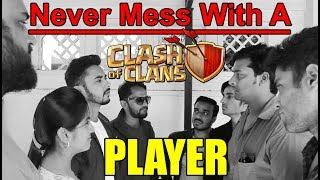 Never Mess With A Clash Of Clans Player - 2 | COC Fans Forever | Funny Fanmade Video | Dekhte Rahoo