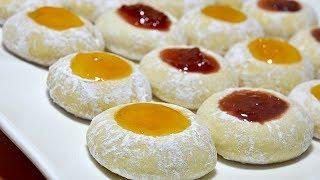حلوى سريعة بثلاث مكونات فقط هشة و تذوب في الفم أكثر من رائعة / حلويات العيد
