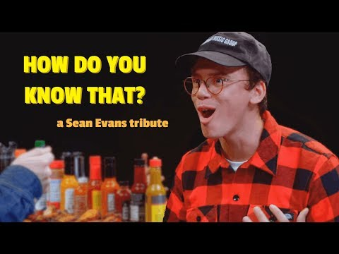 Hot Ones Guests Impressed by Sean Evans Questions Seasons 1 4