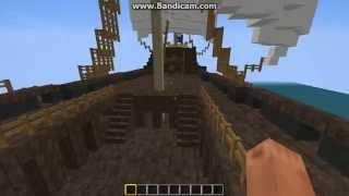 hms endevour minecraft