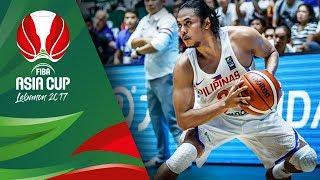 Top 5 Plays - Quarter-Finals - Day 1 - FIBA Asia Cup 2017