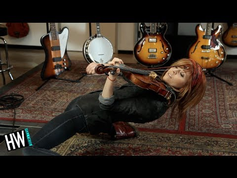 Download Lagu Lindsey Stirling 'Crystallize' Live Performance!
