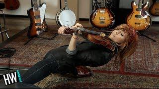 Lindsey Stirling 'Crystallize' Live Performance!