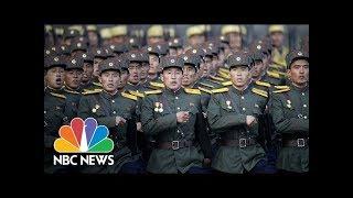 North Korea's Nuclear Weapons Program: A Timeline   NBC News