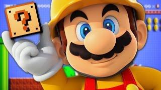 IT'S A ME! | Super Mario Maker #1