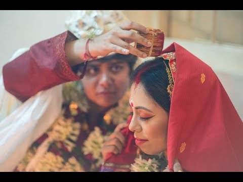 Xxx Mp4 Wedding Video Of Sree And Suchandra Lesbian Indian Wedding In Kolkata 3gp Sex
