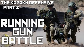 Milsim West The Kazakh Offensive Part 3: Running Gun Battle (Echo 1 Red Star Covert)