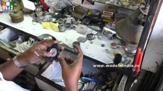 Watch Repairing | R R Road | LIFE IN INIDA  | Mumbai City | INDIA | 4K VIDEO