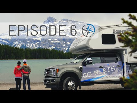 Banff National Park Jasper and the Icefields Parkway in Spring Rving to Alaska Go North Ep. 6