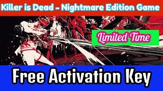 Download Killer is Dead - Nightmare Edition Game For Free giveaway Limited Time