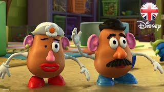 TOY STORY 3 | Playtime Clip | Official Disney UK