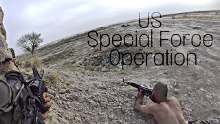 US Special Force & ISIS Live with GoPro!