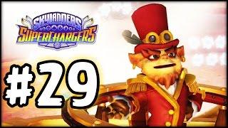 Skylanders SuperChargers - Gameplay Walkthrough - Part 29 - Skystones Gauntlet!