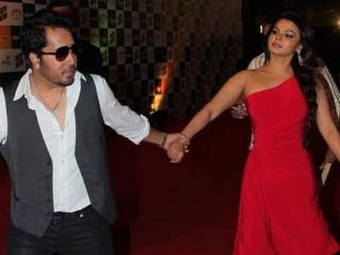 Mika MISBEHAVES with Rakhi Sawant again!