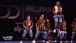 Xtreme Dancers | 2nd place - World of Dance 2017 Philippines