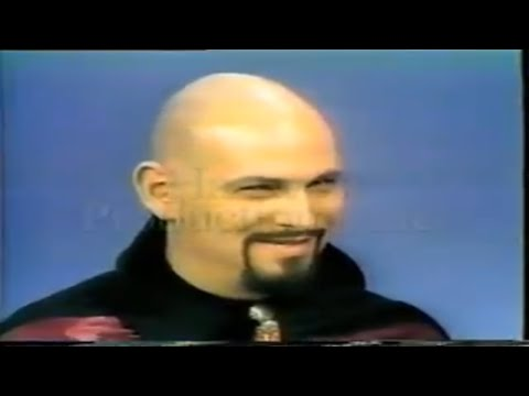 Anton LaVey Early Interview
