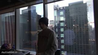 Austin Mahone's Pool Party in New York City   Austin Mahone Takeover Ep  34