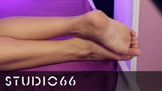 Thai - Spying on Her Tiny Feet | Voyeur
